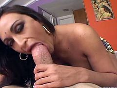 Bootyful Indian bombshell rides her lover's dick reverse cowgirl style