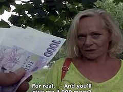 amateur mature fuck for money outoor