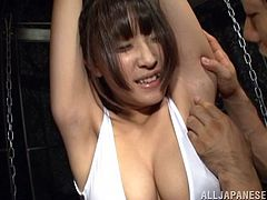 Pretty Akane Yoshinag Gets Fucked Hard By A Kinky Man