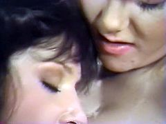 Bootyful lesbian chicks lick each other's sweet pussies