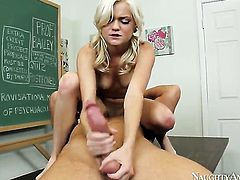 Bill Bailey bangs Naughty slut Chloe Foster as hard as possible in hardcore action