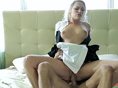 Make sure you check out this hardcore compilation video where all of these sexy ladies wear dresses before being fucked by horny guys.