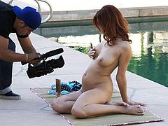 Self Desire presents collection of Hot Brunette videos