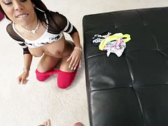 Spectacular Kevin Moore And Luna Star Go Hardcore In A POV Video
