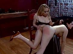 Sexy Naidyne has Tortured And Punished By Sensuous Aiden Starr