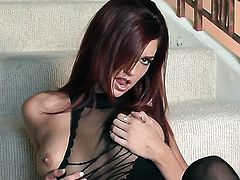 Ultra sexy sweetie Jayden Cole proves that her body is just amazing after stripping