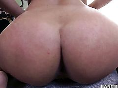 Anissa Kate with juicy butt cant wait to be hammered by her horny man