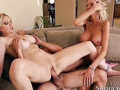 Tyler Nixon bangs horny as hell Emma Starrs honeypot in every sex positon