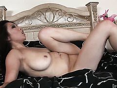 Mia Rider fucks a lot with hard cocked bang buddy before getting enough
