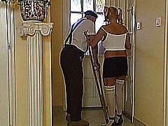 Looks like sex clips dealing with the sexual activity within a German/French family(s)?  Gramps and busty Grand-daughter and other couples.