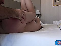 Linda Sweet enjoys anal sex. This video is in HD.