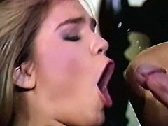 Bonny fair haired hootchie rides staff cock of her hungry doctor