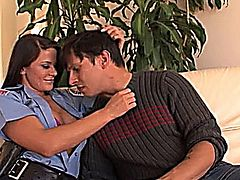 Savannah Stern and Anthony Rosano in Booby Patrol (Scene 2).