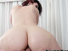 Redhead Ryan Smiles anal sex at massage