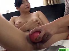 Japanese Matures brings you a hell of a free porn video where you can see how this busty Japanese mature gets banged very hard and deep into a massive orgasm.