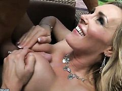 Mature Tanya Tate gets skull fucked with zero mercy by horny bang buddy