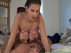 Sex For a Rainy Day MILF