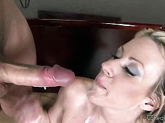 Chanel Preston is one hot cock rider that loves it so much in hardcore action with Bill Bailey