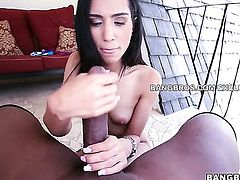 Chachita Tia Cyrus is ready to suck guys dick fuck from dusk till dawn