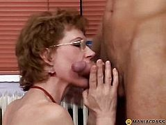 Blond copulates with a stud in her delicate twat
