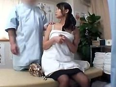 Happy With Japanese Massage_ 01_clip1