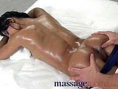 nice and hot massage