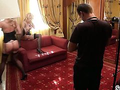 Stacy E just loves pussy licking and cant say No to lesbian Silvia Saint