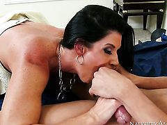 Xander Corvus wants to fuck charming India Summers nice muff pie forever