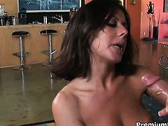 Penny Flame spends time fucking with horny guy