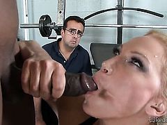 Nina Hartley gets her hole slammed with zero mercy by Jon Jons rock hard man meat