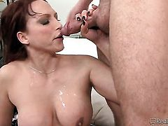 Ava Devine gets her vagina dicked mercilessly by Johnny Castles sturdy meat pole