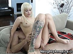 Emma Mae is the one hot guy Jordan Ash loves to fuck