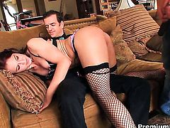 Cheyenne Jewel has some sex fantasies to be fulfilled with hot guy