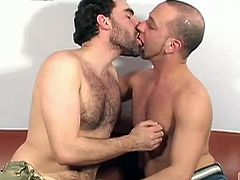 Male Spectrum Pass brings you very intense free porn video where you can see how these two horny gay studs make out and pose for you while assuming hot positions.