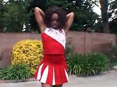 Cheerleader tube videos