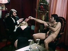 La Vorace (Threesome blowjob, handjob) MFM