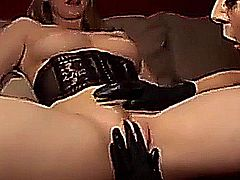 Nina Hartley And Sunny Lane Demonstrate Proper Pussy Eating Video