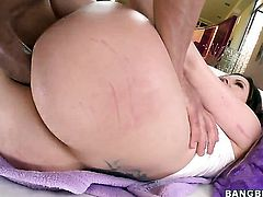 Courtney Cummz with phat ass makes mans anal fantasies come true