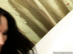 Sabrina Sweet and Bianka Lovely are ready to finger each others love hole from dusk till dawn