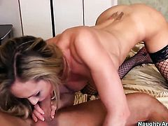 Brandi Love is another fucktoy of hard cocked guy Bill Bailey