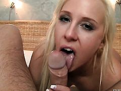 David Perry has a good time banging Carla Cox in the bottom before she takes it deep in her mouth