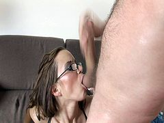 PornerBros HD brings you an exciting free porn video where the nasty Brunette slut Cindy Dollar gets dped into heaven while assuming some very interesting poses.