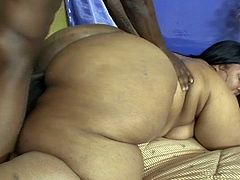 Bbbw26- The big big slut rammed by big black dicks in this tube.