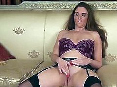 Ella Clarke is one of the hottest school teachers in town and she is every man's fantasy and wishing to fucking a teacher. Little they didn't know that they are very close for their dream as this cougar is a horndog.