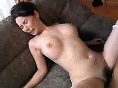 Busty Japanese Wife