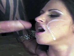 Rachel Roxxx Swallowing Compilation Part 2