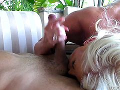 Keiran Lee shows nice anal tricks to Alura Jenson with juicy ass with the help of his stiff dick