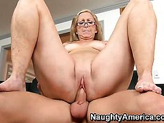 Annabelle Brady and her hot bang buddy Michael Vegas have a lot of sexual energy to spend