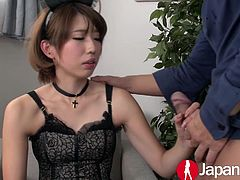 japan hd shy asian teen maid wants creampie