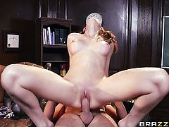 Keiran Lee cant resist nasty Tiffany Tylers acttraction and bangs her like crazy